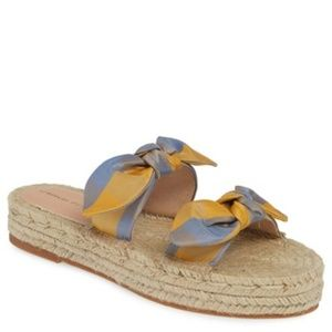 LOEFFLER RANDALL -  Espadrille Made In Spain 10
